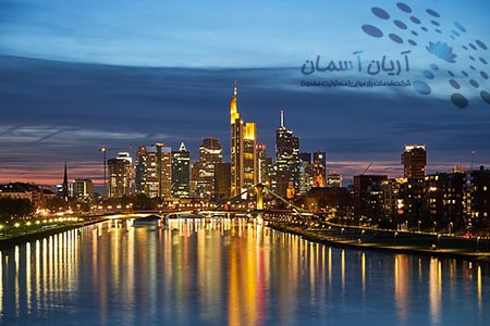 ارسال بار هوایی به فرانکفورت | لوازم شخصی و وسایل منزل