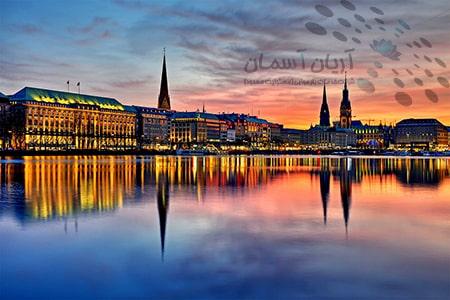 ارسال بار هوایی به هامبورگ | لوازم شخصی و وسایل منزل