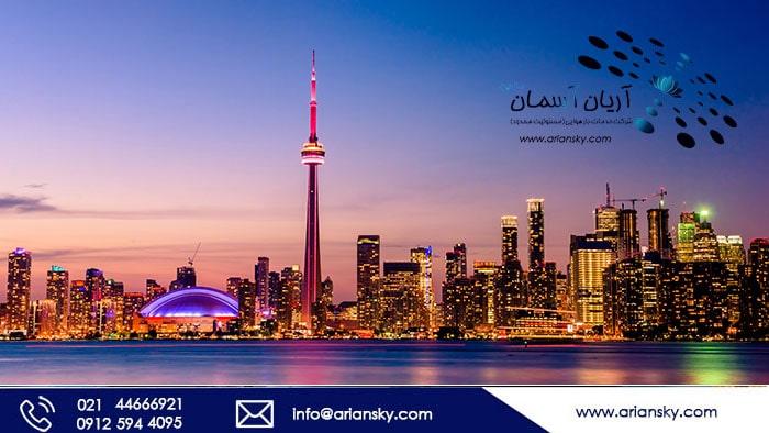 ارسال بار مسافری به کانادا