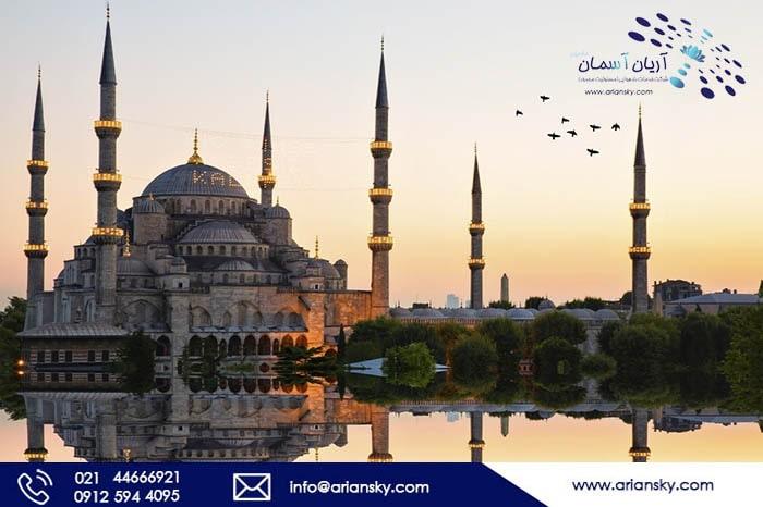 فریت بار به استانبول| ارسال بار هوایی به استانبول