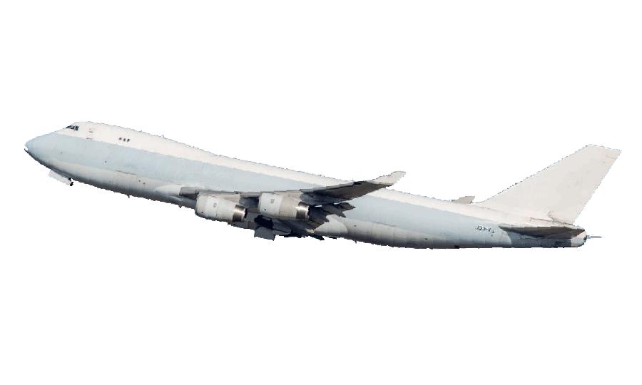 B747-400F